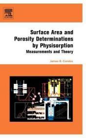 预订Surface Area and Porosity Determinations by Physisorption
