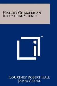 预订History of American Industrial Science