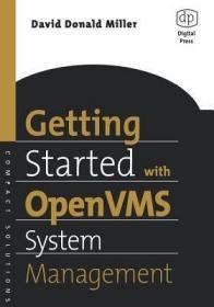 预订Getting Started with OpenVMS System Management