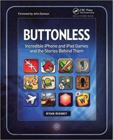 预订Buttonless: Incredible iPhone and iPad Games and the Stories Behind Them