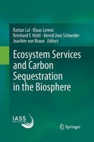 预订Ecosystem Services and Carbon Sequestration in the Biosphere