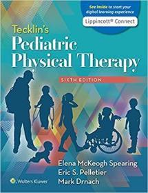 预订Tecklin's Pediatric Physical Therapy