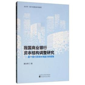 我国商业银行资本结构调整研究——基于银行资本补充能力的视角