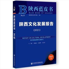 陕西文化发展报告2021