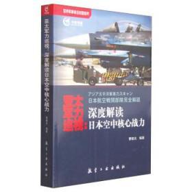 亚太军力巡-深度解读日本空中核心战力
