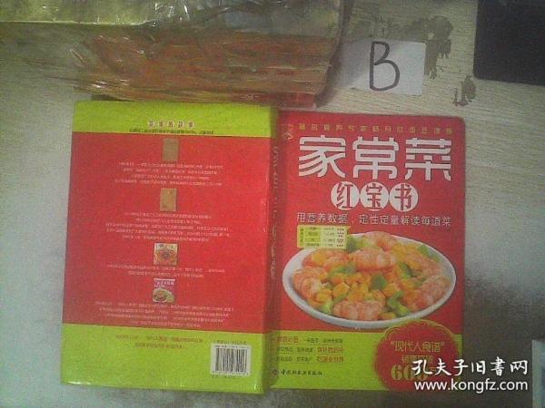 现代人:家常菜红宝书