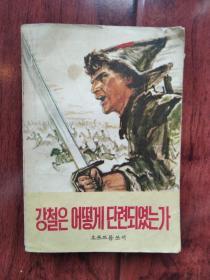 (朝鲜文)钢铁是怎样炼成的