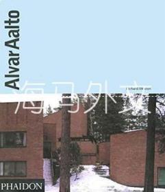 【包邮】Alvar Aalto /Richard Weston
