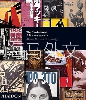 【包邮】The Photobook /Martin Parr; Gerry Badger