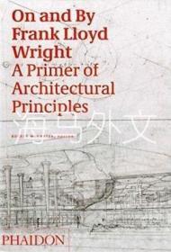 【包邮】On And By Frank Lloyd Wright /Robert Mccarter