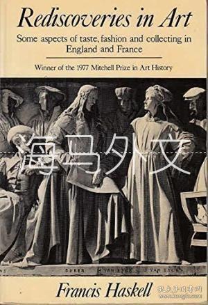 【包邮】Rediscoveries In Art (wrightsman Lectures) /Francis Haskell