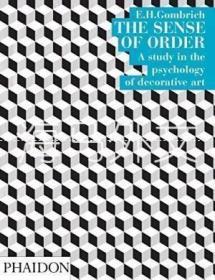 【包邮】The Sense Of Order /E.h. Gombrich