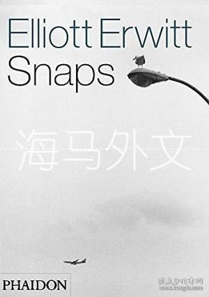 【包邮】Elliot Erwitt Snaps /Elliott Erwitt
