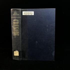 【575页】1993年,普利策奖得主里克·阿特金森《十字军东征:海湾战争不为人知的故事》,十几幅插图,精装,Crusade: The Untold Story of the Persian Gulf