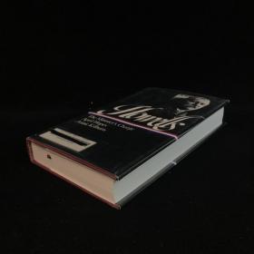 【900页】1989年,威廉·迪安·豪威尔斯《美国作家威廉·迪安·豪威尔斯:小说 1886-1888》,精装,William Dean Howells: Novels 1886-1888 by Wil