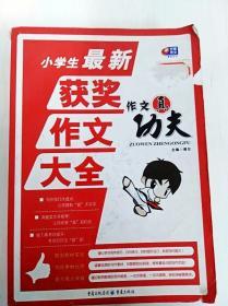 DR183030 小学生最新获奖作文大全(一版一印)