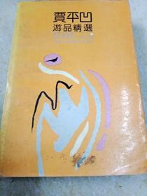 DI300127 贾平凹游品精选