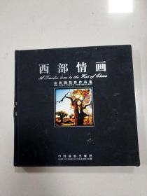 EC5006787 西部情画: 秦洪渊摄影作品集【铜版纸】(一版一印)