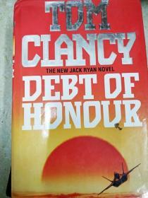 8595 tom clancy debt of honour