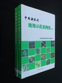 中国新农村规划示范案例集上下