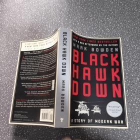 Black Hawk Down:A Story of Modern War