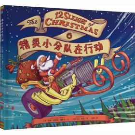 精灵小分队在行动谢丽·达斯基·瑞科尔9787559643025京华出版社童书