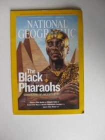 NATIONAL GEOGRAPHIC FEBRUARY 2008