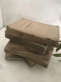 原版二手旧精装复古外文书批发装饰复古硬皮书样板间装饰摆设道具复古