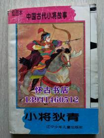 小将狄青:绘画本(10元包挂刷)