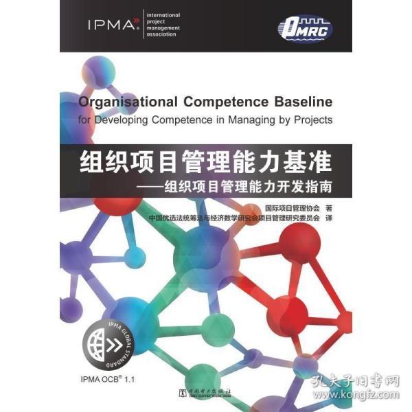 组织项目管理能力基准:组织项目管理能力开发指南