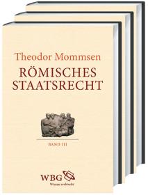 Römisches Staatsrecht 三卷