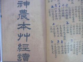 南雅堂醫書全集(共70種內容)全2冊
