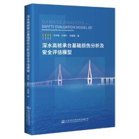 深水高桩承台基础损伤分析及安全评估模型