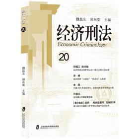 经济刑法(第20辑)
