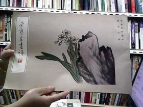 荣宝斋画谱9:写意花卉部分