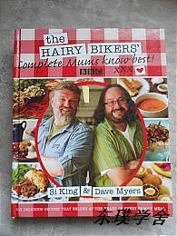 【英文原版】The Hairy Biker`s :Complete Mums Know Best(大16开精装图文并茂本)