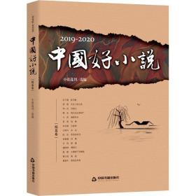 2019-2020中国好小说·短篇卷