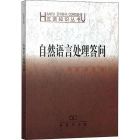 自然语言处理答问(汉语知识丛书)