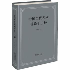 中国当代艺术导论十三种