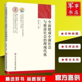 全面建成小康社会与推进社会治理现代化 国家治理研究丛书系列
