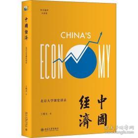 中国经济:北京大学课堂讲录
