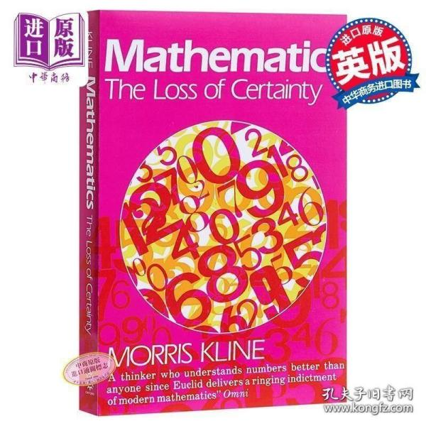 Mathematics:TheLossofCertainty