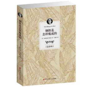 包邮 钢铁是怎样炼成的正版初中版原著中文版全译本 钢铁是怎么炼成的书籍 世界经典文学名著畅销小说 奥斯特洛夫斯基 著 赵健 译