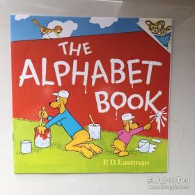 The Alphabet Book (Pictureback)