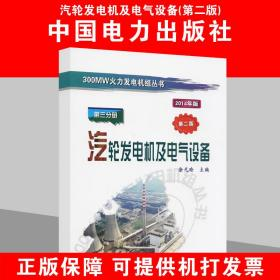 汽轮发电机及电气设备/300MW火力发电机组丛书
