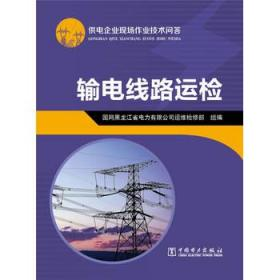 供电企业现场作业技术问答 输电线路运检