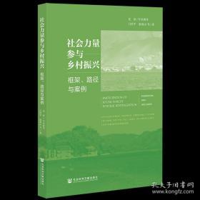 社会力量参与乡村振兴:框架、路径与案例