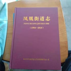 凤凰街道志(湖北鄂州)仅印500本