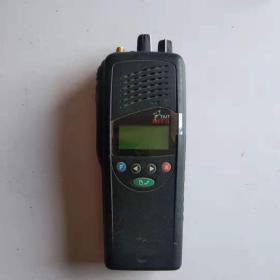 老手机 对讲机一个