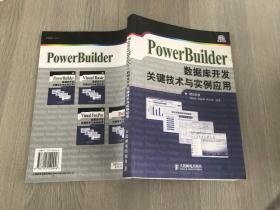 PowerBuilder数据库开发关键技术与实例应用